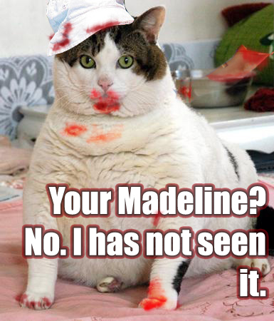 maddy madeleine mccann obese fat cat macro