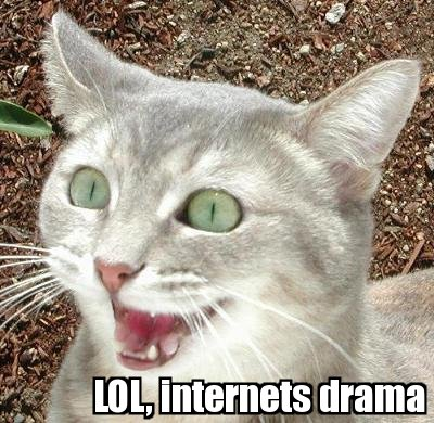 lulz internets drama wank delicious lol cat macro